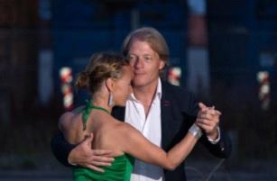 Argentinsk tango, Tango La Casita v. Rikke Kiib og Per Møller