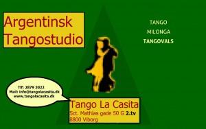 Tango La Casita dørskilt2