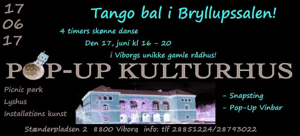 tango la casita, viborg, tango