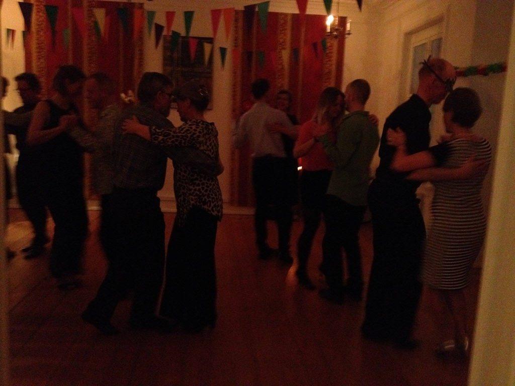 Milonga traditional, Tango La Casita, milonga, Argentinsk tango, Viborg, dans